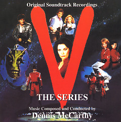V The Series OST (Score) (P.2) - Dennis McCarthy