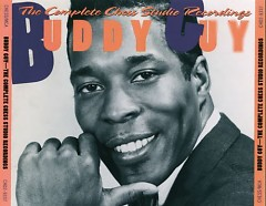 The Complete Chess Studio Recordings (1960-66) Vo.1 (CD1) - Buddy Guy