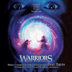 Warriors Of Virtue (Score) (P.1)  - Don Davis