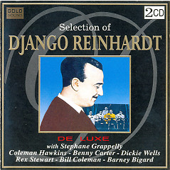 Selection Of Django Reinhardt (CD 2) - Django Reinhardt