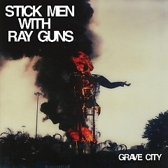 Grave City - Stick Men With Ray Guns