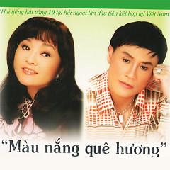 Album Màu Nắng Quê Hương - Various Artists