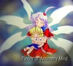 Pieces of Antinomy Mind - Colorful Cube
