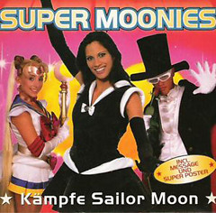 Super Moonies Kampfe Sailor Moon (single)