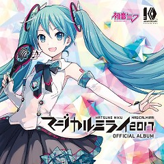 Magical Mirai 2017 OFFICIAL ALBUM
