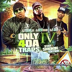 Only 4 Da Traps 4 (CD2)