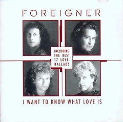 The Best Of Ballads _Foreigner