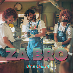 Za Bro (Mini Album) - UV