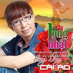 Album Bông Hồng Cài Áo - Long Nhật