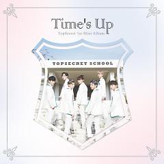 TopSecret 1st Mini Album (Time's Up) - TopSecret