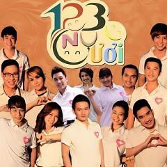 Album 1 2 3 Nụ Cười - Phạm Nhật Huy,Various Artists