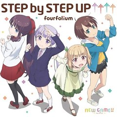STEP by STEP UP↑↑↑↑ - fourfolium