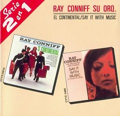'S Continental_Say it with music (CD1) - Ray Conniff