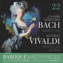 Baroque Masterpieces CD 22 - Bach & Vivaldi (No. 1)