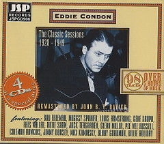 The Classic Sessions (CD10) - Eddie Condon