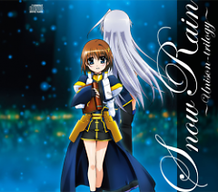 Mahou Shoujo Lyrical NANOHA The MOVIE 2nd A's Character Song - Snow Rain