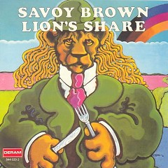 Lion's Share - Savoy Brown