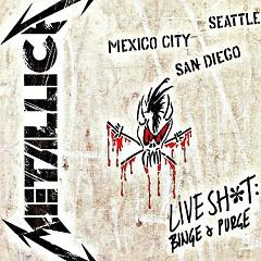 Live Shit: Binge & Purge (CD3)