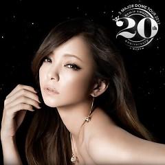 namie amuro 5 Major Domes Tour 2012 -20th Anniversary Best- (CD3)