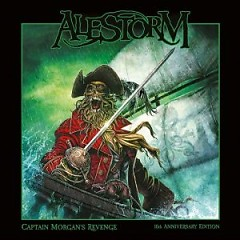 Captain Morgan's Revenge (Single) - Alestorm