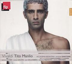 Vivaldi Tito Manlio (RV738a) CD9