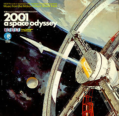 A Space Odyssey (2001) OST