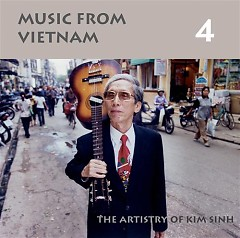 Music From Vietnam, Vol. 4 - The Artistry of Kim Sinh, Guitar