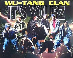 It's Yourz (CDS)