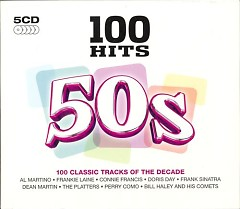 100 Hits 50s (CD7)