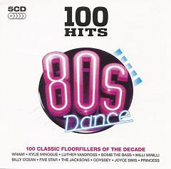 100 Hits 80s Dance (CD5)