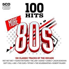 100 Hits More 80s (CD4)