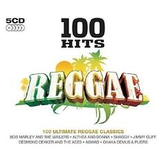 100 Hits Reggae (CD5)