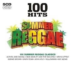 100 Hits Summer Reggae (CD5)