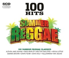 100 Hits Summer Reggae (CD6)