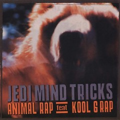 Animal Rap (CD, Maxi) - Jedi Mind Tricks