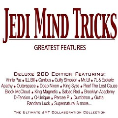 Greatest Features (CD 1) - Jedi Mind Tricks