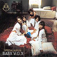 Special Album CD5 - Baby V.O.X