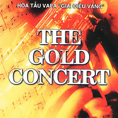 Album Ht- Vafa 7- The Gold Concert - Hòa Tấu