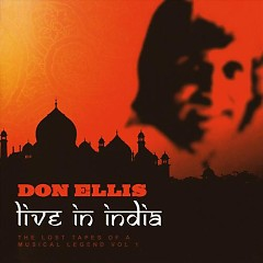 Live In India - Don Ellis