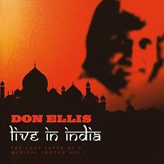 Live In India - Don Ellis