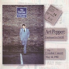The Croydon Concert (CD1)