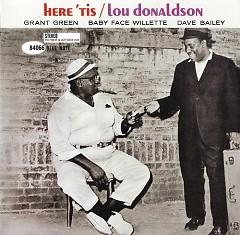 Here 'Tis - Lou Donaldson