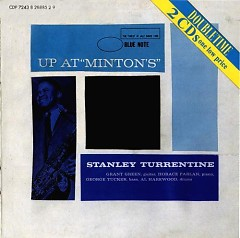 Up at Minton's Vol.1 - Stanley Turrentine
