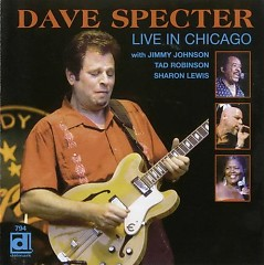 Live In Chicago - Dave Specter