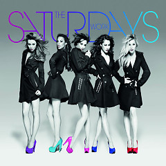 Work - Single - The Saturdays