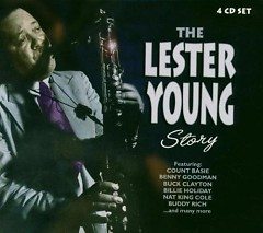 The Lester Young Story (CD4)