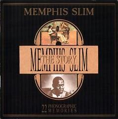 The Story 1989 (CD2) - Memphis Slim