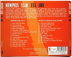 USA 1961(CD2) - Memphis Slim