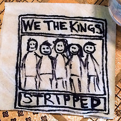 Stripped - We The Kings