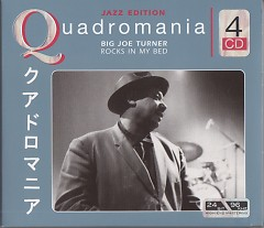 Rocks In My Bed (CD 3) - Big Joe Turner
